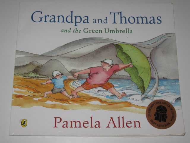Image for Grandpa and Thomas and the Green Umbrella