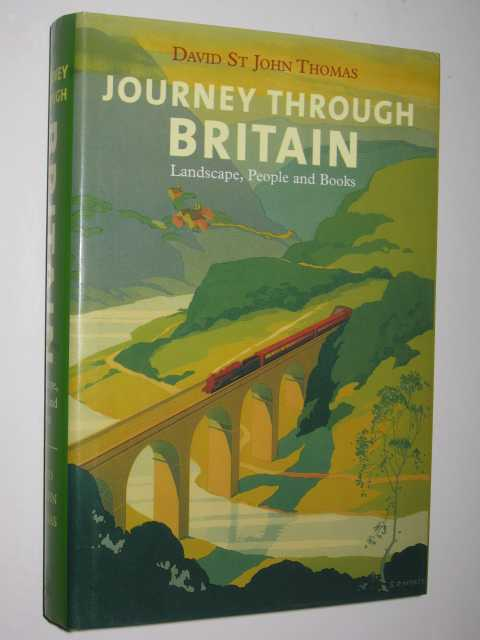 Image for Journey Through Britain : Landscape, People and Books
