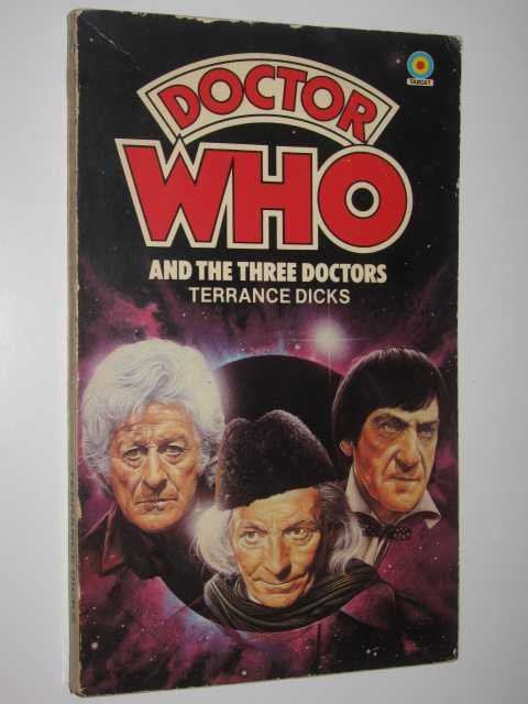 Image for Doctor Who and the Three Doctors