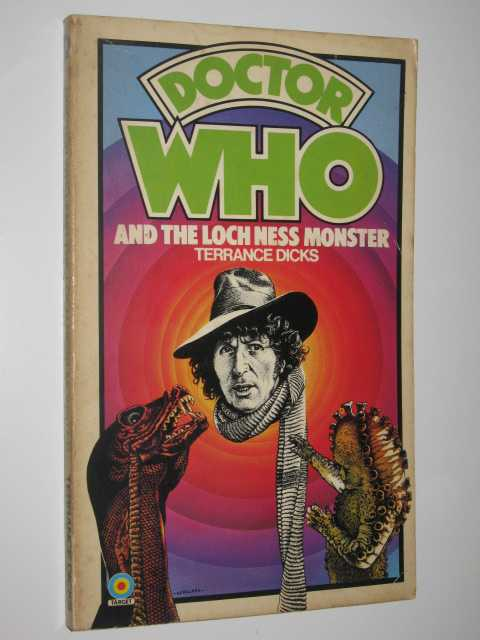Image for Doctor Who and the Loch Ness Monster - Doctor Who Library #40