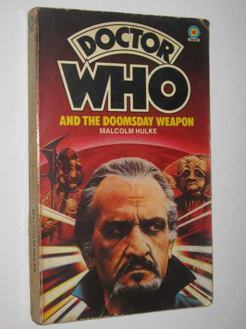 Image for Doctor Who and the Doomsday Weapon