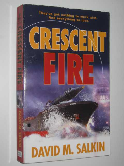 Image for Crescent Fire