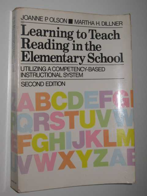 Image for Learning to Teach Reading in the Elementary School: Utilizing a Competency-Based Instructional System