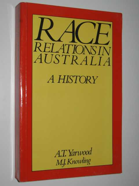 Image for Race Relations in Australia : A History