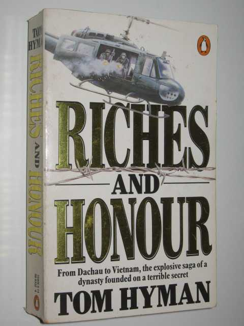 Image for Riches and Honour