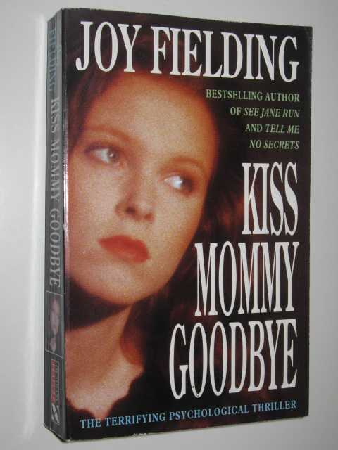 Image for Kiss Mummy Goodbye