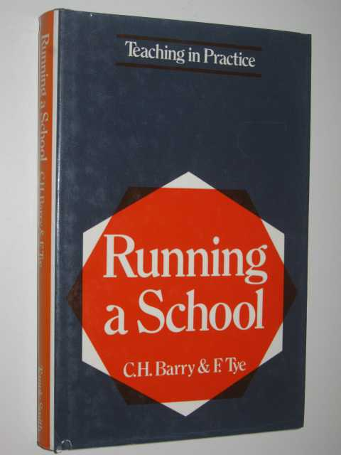 Image for Running A School