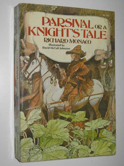 Image for Parsival : or, a Knight's Tale