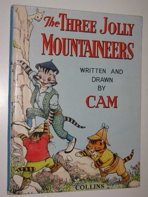 Image for The Three Jolly Mountaineers