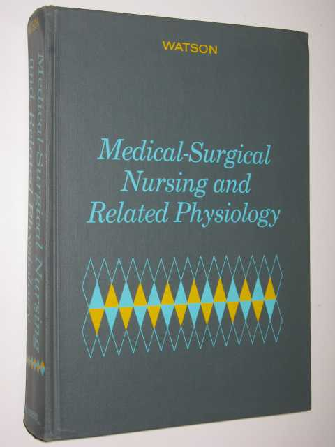 Image for Medical-Surgical Nursing and Related Physiology