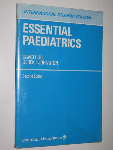 Image for Essential Paediatrics