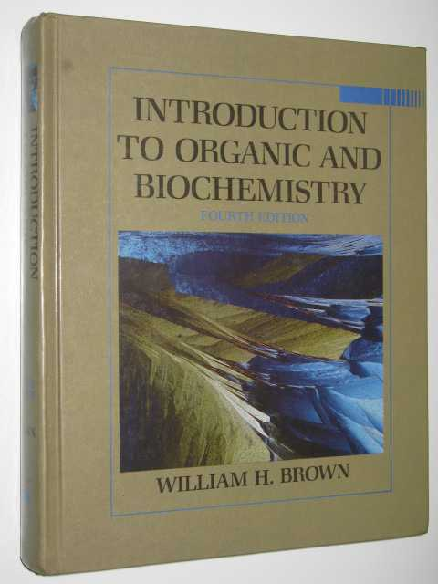 Image for Introduction to Organic Biochemistry