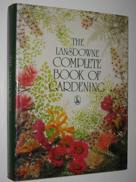 Image for The Lansdowne Complete Book of Gardening