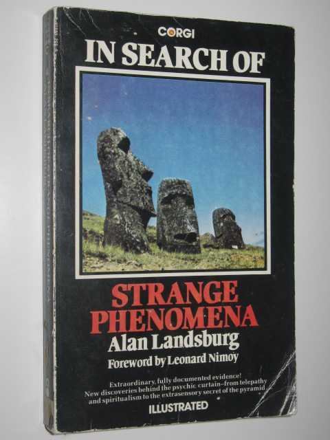 Image for In Search of Strange Phenomena