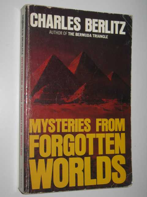 Image for Mysteries from Forgotten Worlds
