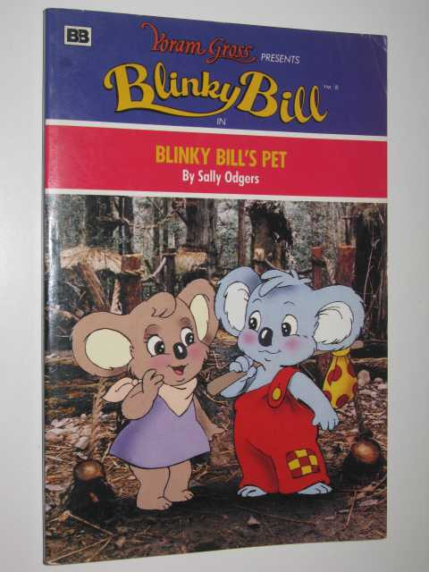 Image for Blinky Bill in Blinky Bill's Pet