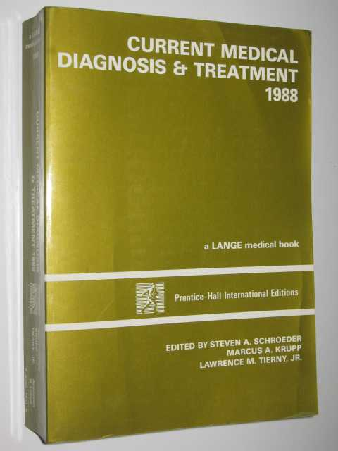 Image for Current Medical Diagnosis & Treatment