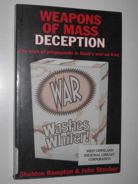 Image for Weapons Of Mass Deception
