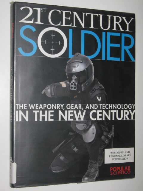 Image for 21st Century Soldier