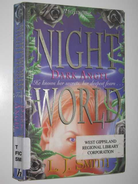 Image for Dark Angel - Night World Series