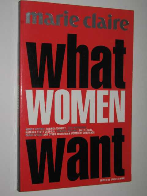 Image for What Women Want