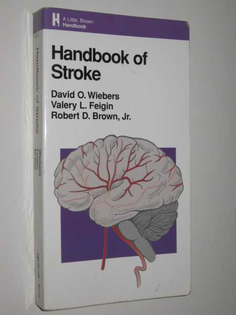 Image for Handbook Of Stroke