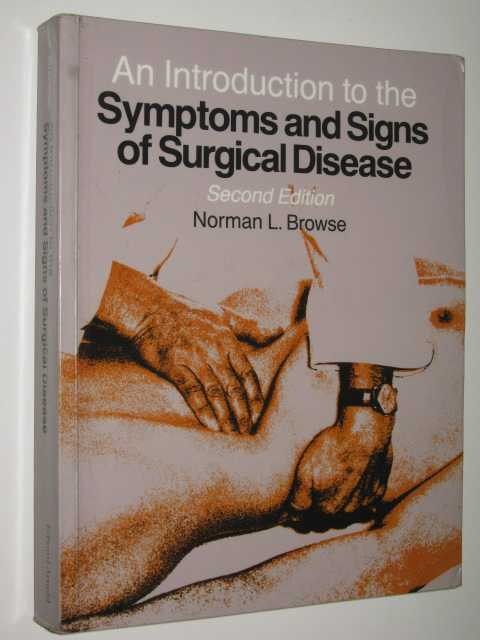Image for An Introduction To The Symptoms And Signs Of Surgical Disease