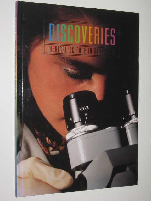 Image for Discoveries : Medical Science In Australia