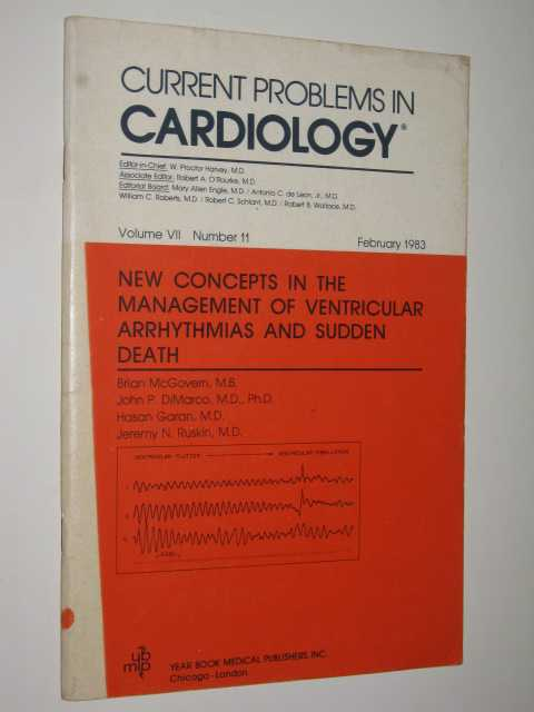 Image for Current Problems In Cardiology