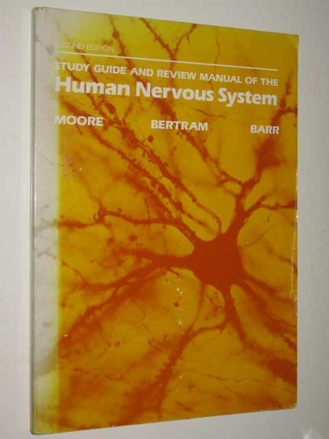 Image for Study Guide & Review Manual Of The Human Nervous System