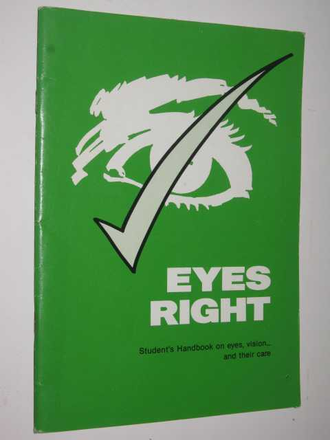 Image for Eyes Right