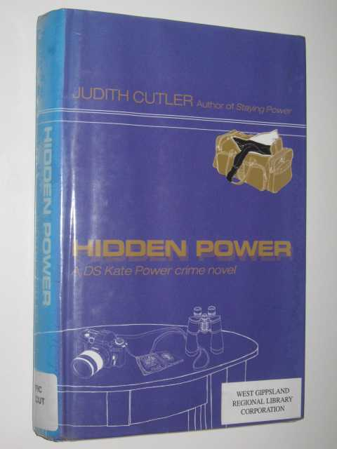Image for Hidden Power - DS Kate Power Novel