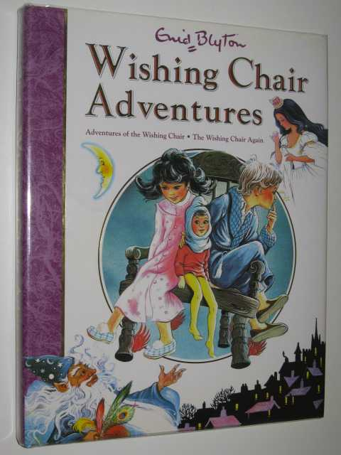 Image for Wishing Chair Adventures
