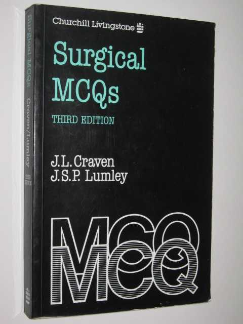 Image for Surgical MCQs