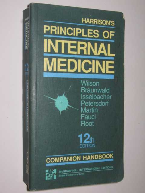 Image for Harrison's Principles Of Internal Medicine : Companion Handbook