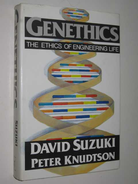 Image for Genethics : The Ethics Of Engineering Life