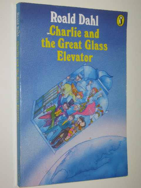 Image for Charlie and the Great Glass Elevator