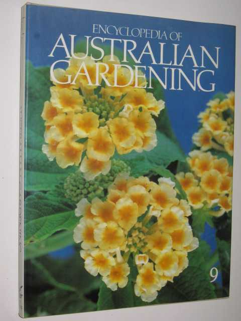 Image for Encyclopedia Of Australian Gardening Vol 9