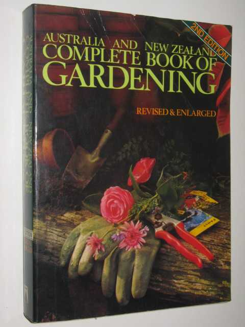 Image for Australia & New Zealand Complete Book Of Gardening