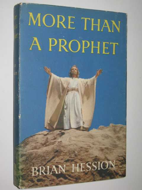 Image for More Than A Prophet