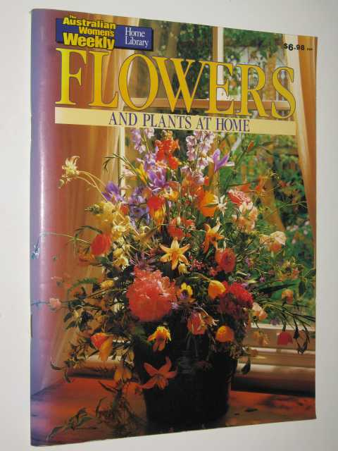Image for Flowers And Plants At Home