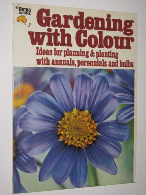 Image for Gardening With Colour