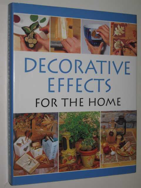 Image for Decorative Effects For The Home