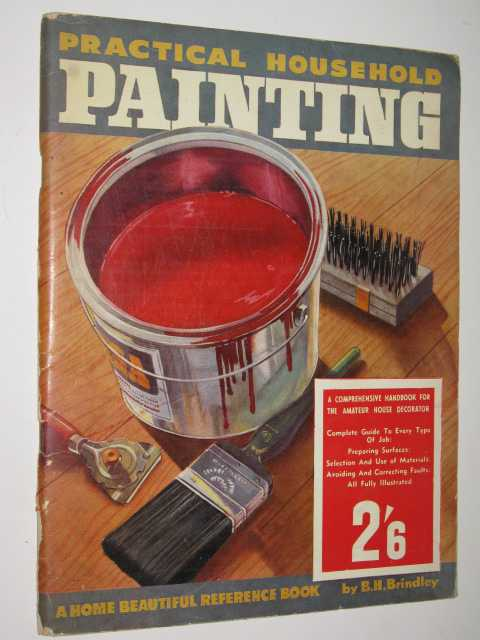 Image for Practical Household Painting : A Home Beautiful Reference Book