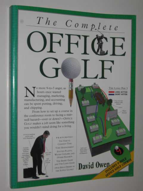 Image for The Complete Office Golf