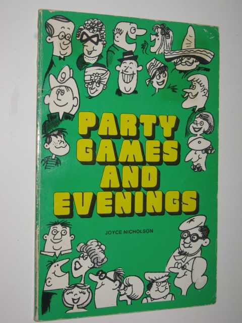 Image for Party Games and Evenings