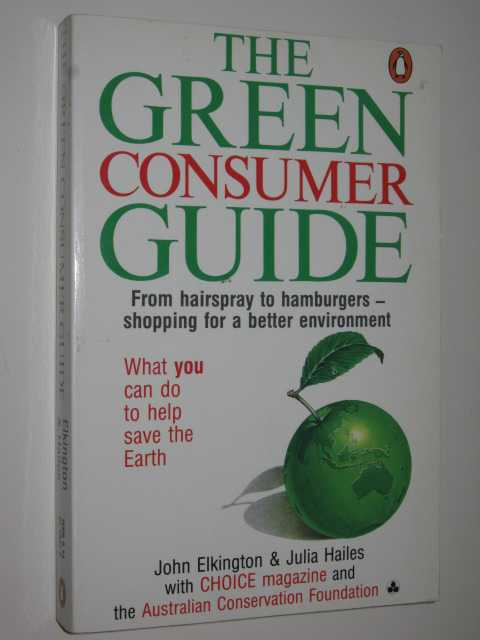 Image for The Green Consumer Guide
