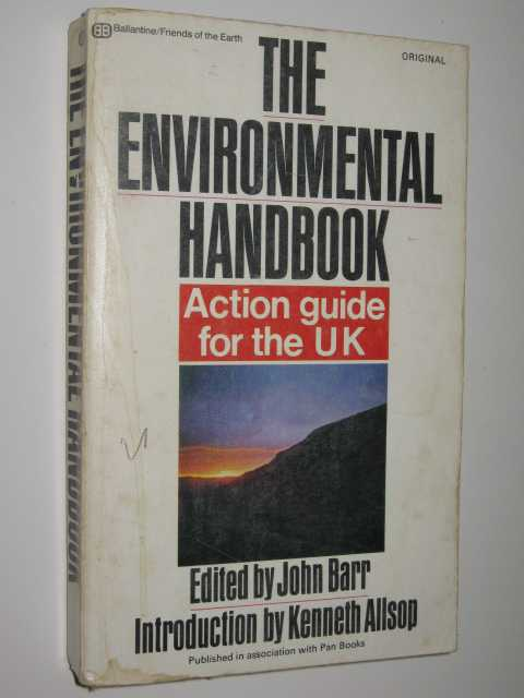 Image for The Environmental Handbook : Action Guide For The UK