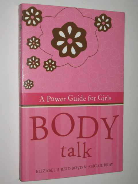 Image for Body Talk : A Power Guide For Girls