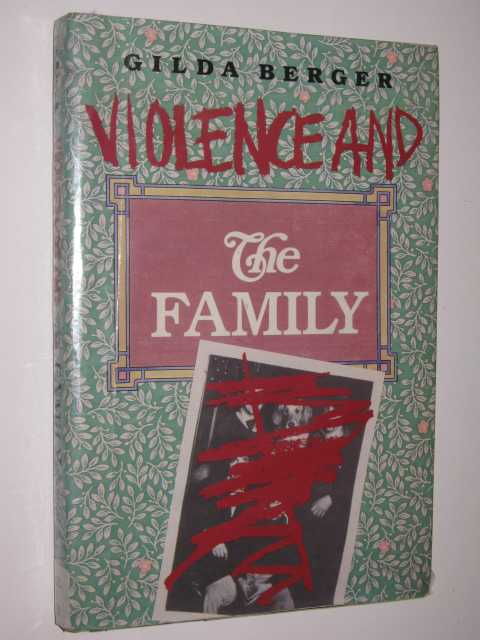Image for Violence And The Family